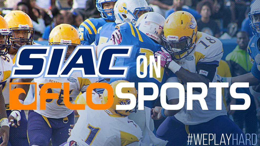 Flosports Boosts College Football and Basketball Coverage, Announces Multiyear Partnership with the SIAC