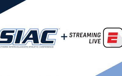 SIAC Signs Multi-Year Agreement To Telecast Football Games On ESPN3