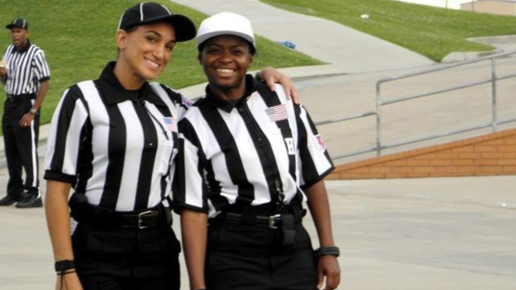 Female Officiating Crew to Make History at Lane, Miles Game
